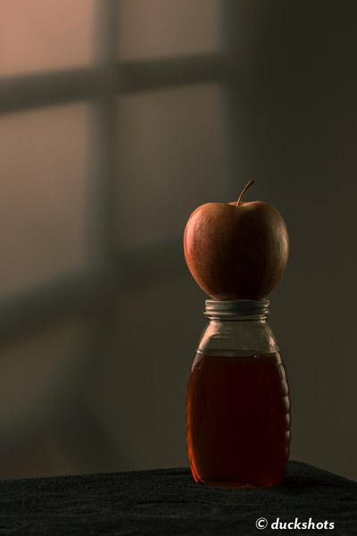 Honey and Apple-3