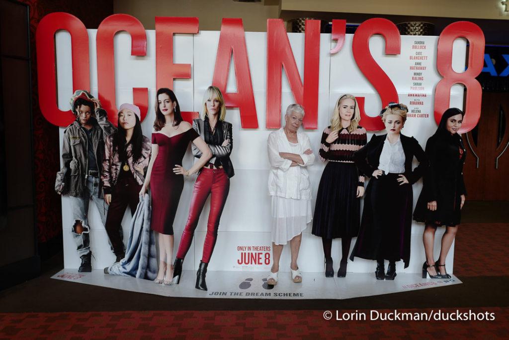 Ocean's Nine-5 – Lorin Duckman Today